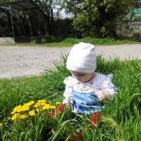моя первоя весна :: Татьяна