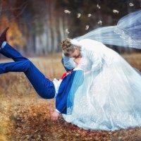 Воздушный поцелуй :: Дмитрий Головин