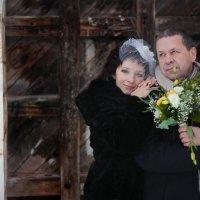 любви все возрасты покорны :: Алёна Горбылёва