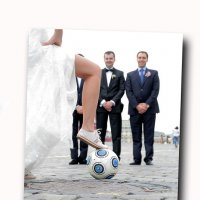 Свадебное пенальти :: Theo Ryan