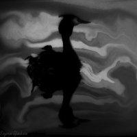 Летающая по воде :: Evgenia Glazkova