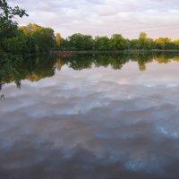 Отражение, облака :: Митяй Митрич
