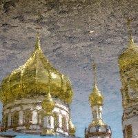 Храм Христа спасителя :: Евгений челдыков