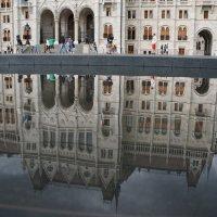 Будапешт в отражениях ... :: Алёна Савина