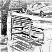 Оттепель в январе :: Фотогруппа Весна.