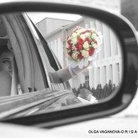 Букет невесты :: Ольга Оригана Ваганова