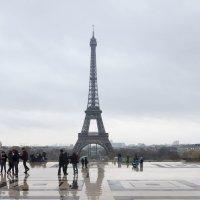 Eiffel tower :: Huldiberdiev