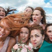 Подружки на свадьбе :: Мария Корнилова