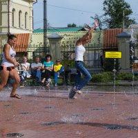 Освежающая пробежка :: Дмитрий Шкредов