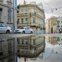 Последний день лета на Покровке, Москва :: Игнат