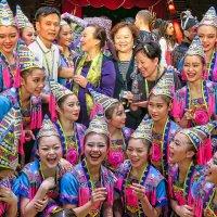 Китайские улыбки :: Евгений Кривошеев