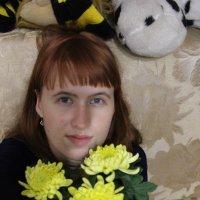 Запах желтой хризантем :: Татьяна Коблова