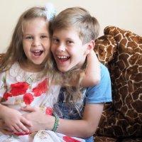 Любимая сестренка :: Данияль Гуков