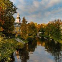 В ярких красках осени. :: Олег Бабурин