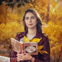 Осенние мечты... :: Юлия Тягушова