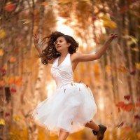 Осень идёт! :: Дмитрий Головин
