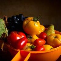 Осенний урожай :: Олеся Загорулько