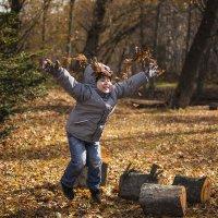 Ураааа, осень! :: Olga Hoppe