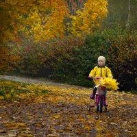 Осенняя велопрогулка :: Юля Колосова