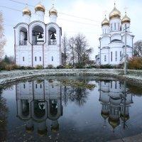Осень пришла. :: Соколов Сергей Васильевич