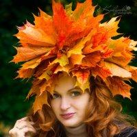 Рыжая осень :: Анна Кокарева