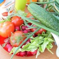 Изумительный салат! :: Александр Куканов (Лотошинский)