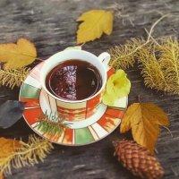 Чайная пора :: Дарья Королёва