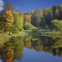 октябрь :: ник. петрович земцов