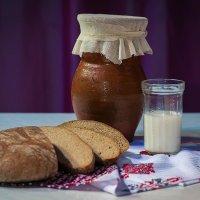 деревенский завтрак :: Ирина Русакова