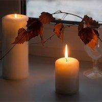 Плач по осени :: Алена Афанасьева