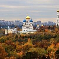 Осень в Угреше :: Евгений (bugay) Суетинов