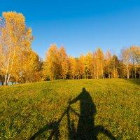 Осень на Минской море :: Pavel Shardyko