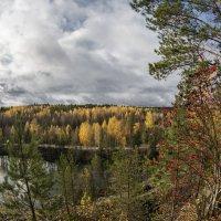 Мраморный каньон Рускеала :: Huldiberdiev