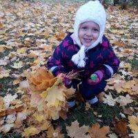 Осенний букет. :: Марина Ножко