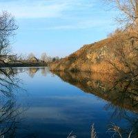 В зеркальном отражении пруда :: Сергей Борисович