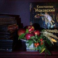Название фотографии  Август. Яблочный  Спас. :: Юрий ГУКОВЪ