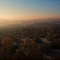 утро из моего окна :: Irina Schumacher