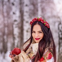 Русская красавица... :: Алена Карташова