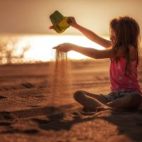 пески времени :: Irina Kodentseva