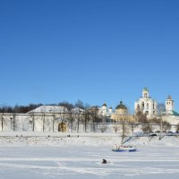 Спасо-Преображенский мужской монастырь г. Ярославль :: Anton Сараев