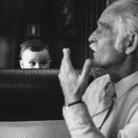 Какой интересный дедушка... :: Наталья Куровская