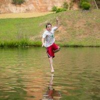 Хождение по воде. :: Petr