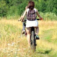 Прогулка на велосипеде :: Сергей Петров