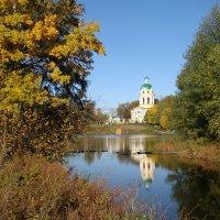 Осень на Барских прудах :: Татьяна Георгиевна