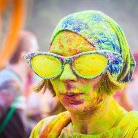 На фестивале красок! :: Натали Пам
