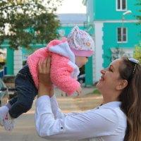 Самые прекрасные моменты, когда есть маленькие дети :: Наталья