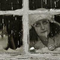 Молчи грусть , молчи ..... :: Лиана Краснопольская .