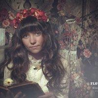 Цветочница :: Ирина Абдуллаева