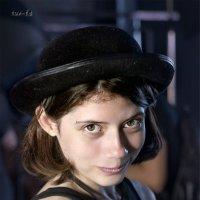 Чёрная шляпка :: Олег Терёхин