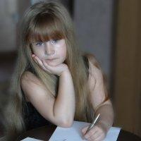 Я к Вам пишу!..... :: Зося Каминская
